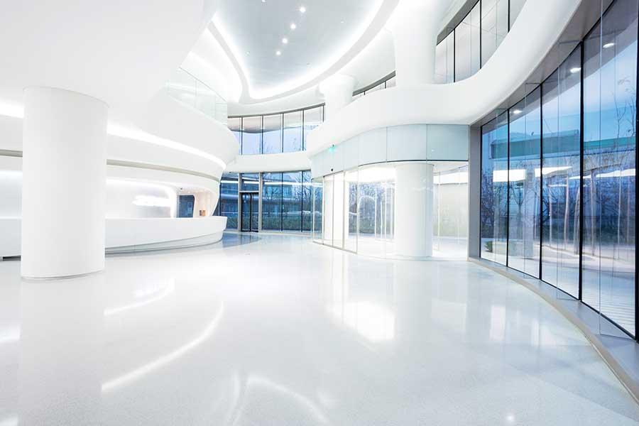 Büro Foyer